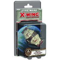 Star Wars: X-Wing Miniatures Game - Scurrg H-6 Bomber Expansion Pack (Miniatures)