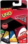 Disney Cars 3 - Uno Cover
