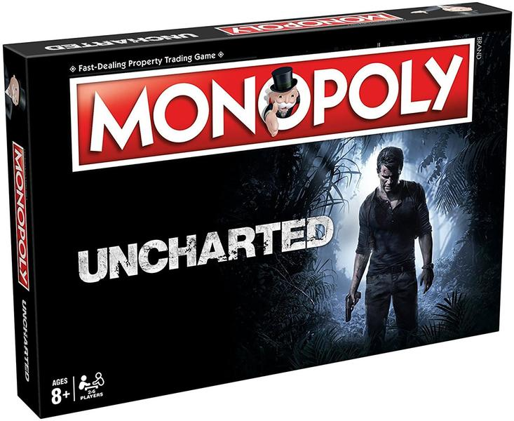 Monopoly Uncharted Edition Boards Amp Dice Online Raru