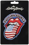 Rolling Stones - U.S. Tongue Woven Patch