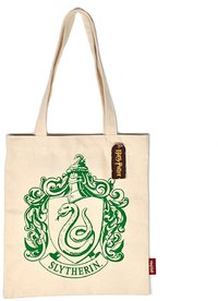 Harry Potter - Slytherin Crest One Colour - Shopping Bag - Cover