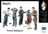 Masterbox 1:35 - French Resistance 'Maquis'