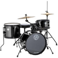 Ludwig Pocket Kit 4 Piece Compact Drum Kit (Including Cymbals)