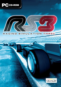Racing Simulation 3 (PC) - Cover