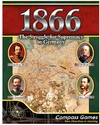 1866: Struggle for Supremacy in Germany (Board Game)