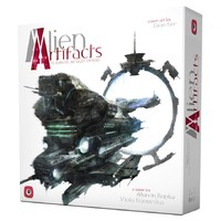 Alien Artifacts (Card Game) - Cover