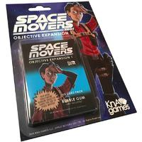 Space Movers 2201: Objective Expansion 1 (Card Game)