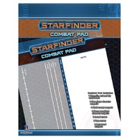 Starfinder Roleplaying Game - Combat Pad (Role Playing Game) - Cover