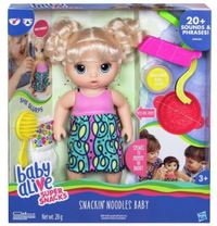 Baby Alive - Snackin' Noodles Baby Doll