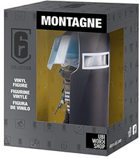 Tom Clancy's Rainbow Six Collection - Montagne Chibi (Figurine) - Cover