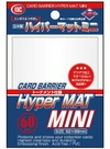 Card Barrier Hyper Mat Mini White (Cards)