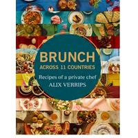 Brunch Across 11 Countries - Alix Verrips (Hardcover)