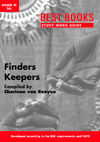 Study Work Guide: Finders Keepers - Grade 10 (Paperback)