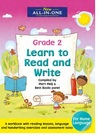 New All-In-One Learn to Read and Write For Grade 2 (Paperback)