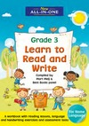 New All-In-One Learn to Read and Write For Grade 3 (Paperback)