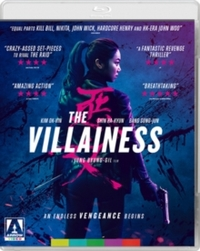 Villainess (Blu-ray) - Cover