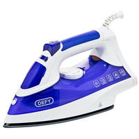 Defy - Steam Iron - 2200W (Blue)