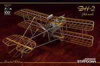 Eduard Kit 1:48 Limited Edition - DH-2 Stripdown (Plastic Model Kit) - Cover