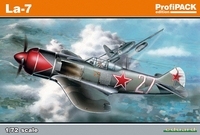 Eduard Kit 1:72 Profipack - Lavochkin La-7 (Plastic Model Kit) - Cover