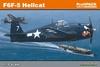 Eduard Kit 1:72 Profipack - F6F-5 Hellcat (Re-Edition) (Plastic Model Kit)