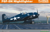 Eduard Kit 1:72 Profipack - F6F-3/5N Nightfighter (Plastic Model Kit)