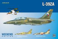 Eduard Kit 1:72 Weekend - Aero L-39ZA Albatros (Plastic Model Kit) - Cover