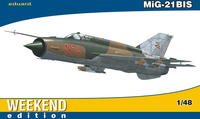 Eduard Kit 1:48 Weekend - MiG2121BIS (Plastic Model Kit) - Cover