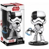 Funko Pop! - Funko Wacky Wobblers New Edition Star Wars Episode 8 The Last Jedi - First Order Executioner Bobble Head Action Figure 15cm