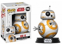 Funko POP! Movies - Star Wars Episode 8 The Last Jedi - BB-8 Bobble Head 10cm - Cover