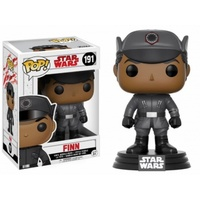 Funko Pop! - Funko POP! Star Wars Episode 8 The Last Jedi - Finn Bobble Head 10cm - Cover