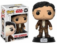 Funko Pop! - Funko POP! Star Wars Episode 8 The Last Jedi - Poe Dameron Bobble Head 10cm - Cover
