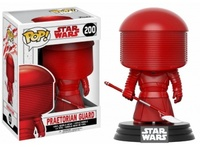 Funko Pop! - Funko POP! Star Wars Episode 8 The Last Jedi - Praetorian Guard Vinyl Figure - Cover
