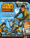 Star Wars Rebels Colouring Book - NO AUTHOR (Paperback) Cover