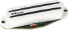 DiMarzio DP181W Fast Track 1 Electric Guitar Pickup - All Positions (White)