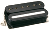 DiMarzio DP207FBK D Sonic F-Spacing Humbucker Electric Guitar Pickup - Bridge (Black)