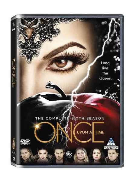 Once Upon A Time Season 6 Dvd Movies Amp Tv Online Raru