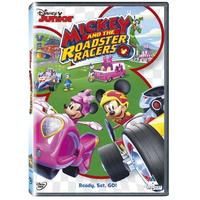Mickey and the Roadster Racers Volume One (DVD)