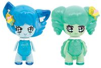 Glimmies Rainbow Friends - Double Blister Pack