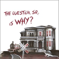 Dustland Express - The Question, Sir, is Why? (CD) - Cover