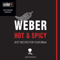 Weber's Hot and Spicy - Jamie Purviance (Paperback) - Cover