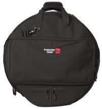 Gator GP-CYMBAK-22 Protechtor Lightweight Cymbal Series 22 Inch Padded Cymbal Backpack Bag - Cover