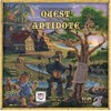 Quest for the Antidote (Board Game)