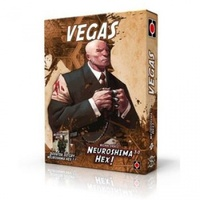 Neuroshima Hex 3.0: Vegas Expansion (Board Game) - Cover