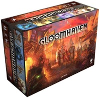 Gloomhaven (Board Game) - Cover