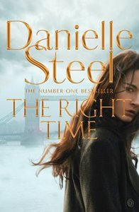 The Right Time - Danielle Steel (Paperback) - Cover