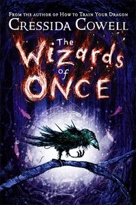 Wizards of Once - Cressida Cowell (Paperback) - Cover