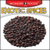 Wonder Foods - Whole Black Peppercorns (25g)