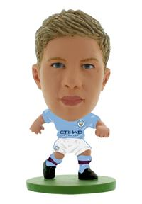 Soccerstarz - Man City Kevin De Bruyne - Home Kit (2018 version) - Cover