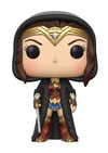 Funko Pop! Heroes - DC - Wonder Woman S2 - Cloak