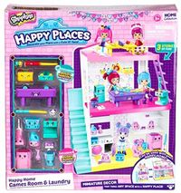 Shopkins - Happy Home: Game Room & Laundry